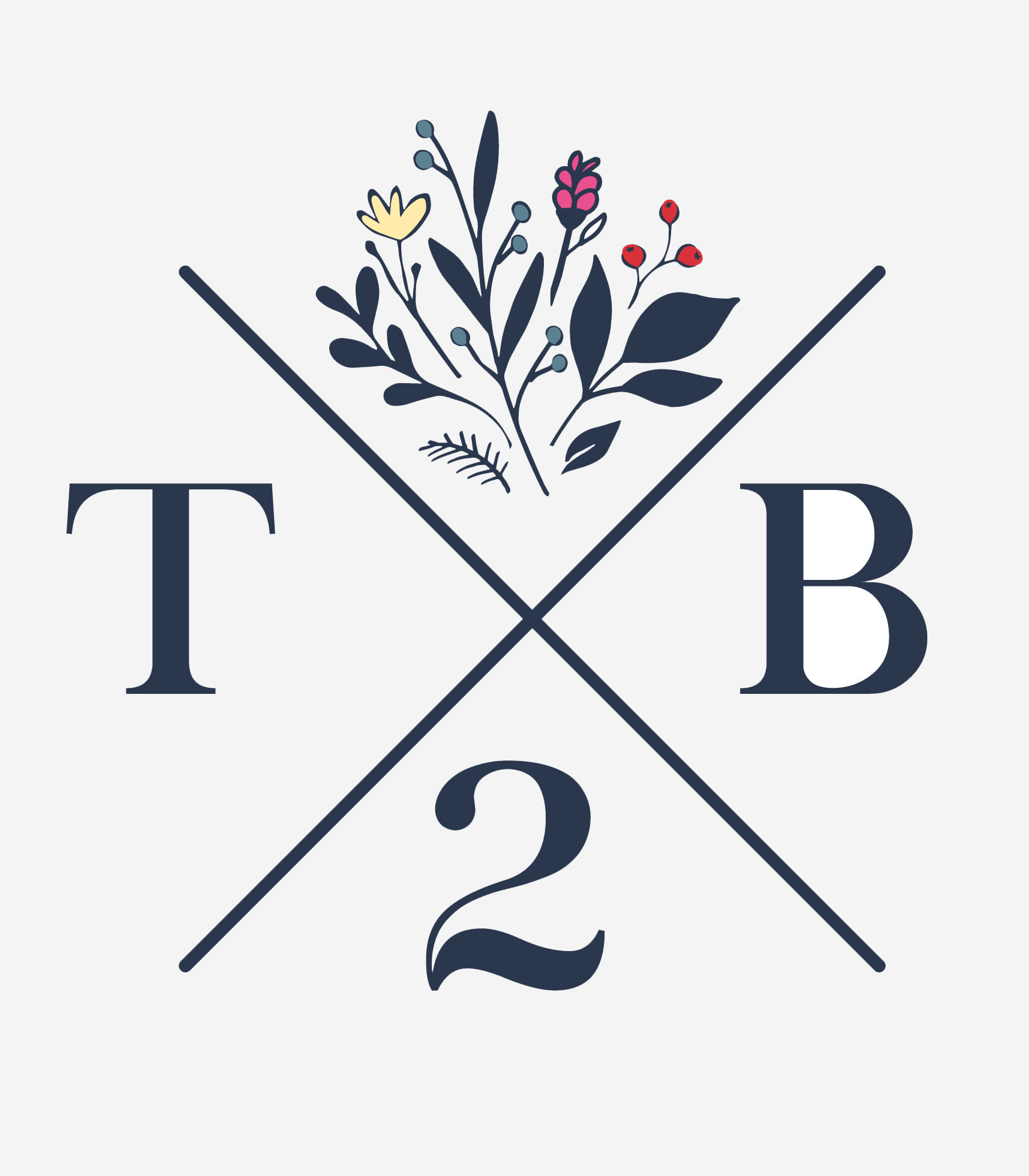 Tea2Be Logo matt